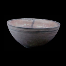 a-djeitun-clay-bowl-with-linear-motif-in-red-brown-pigment-on-the-upper-rim_x1592a