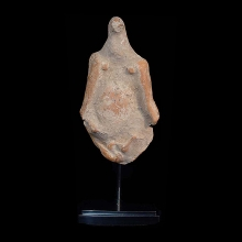 A Mohenjo-Daro terracotta figurine of a Bird deity