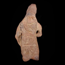 an-ancient-sub-saharan-terracotta-figure-of-a-woman-with-an-infant-at-her-breast_x1703c