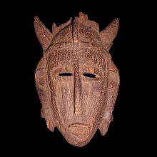 An old Bamana mask.