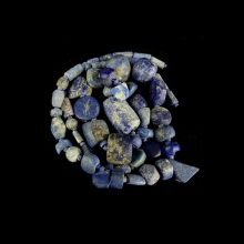 bactrian-lapis-bead-necklace_x8184c