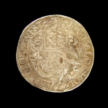 Early 17th century West Friesland silver daalder, Netherlands