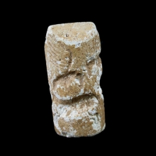 indus-valley-limestone-cylindrical-bead-seal-with-human-figure-and-animals_x8484c