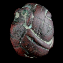 sumerian-jasper-amulet-in-the-form-of-a-lion-headed-demon_x9100d