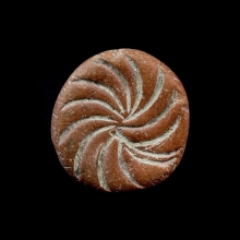 Indus Valley clay bead seal