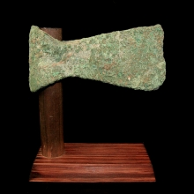 A Bactrian copper axe