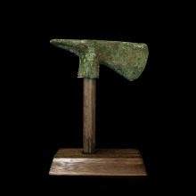 A Bactrian bronze axe