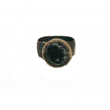 A Syro-Hitite copper ring