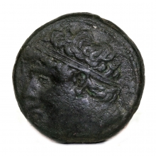 Greek Syracuse Hieron II tyrant