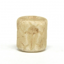 Early Sumerian marble cylinder seal